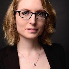 Sina-Christin Wilk, Literaturwissenschaftlerin MA